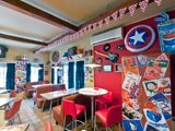 Am.Rock cafe, американское кафе #2